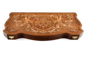 Шампура в деревянной коробке