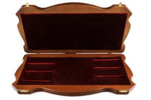 Деревянные коробки для шампуров