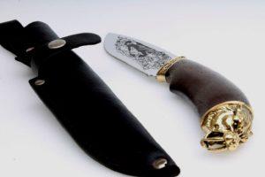 Ножи худ. литье