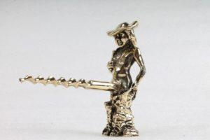 Штопоры и открывашки художественное литье