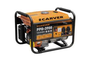 Генераторы бензиновые Carver