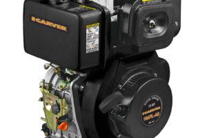 Двигатели бензиновые и дизельные Carver
