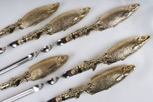 Шампура на тему охота и рыбалка